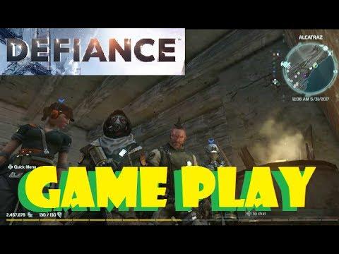 Defiance Gameplay with DraculaSWBF2 - 05/30/2017