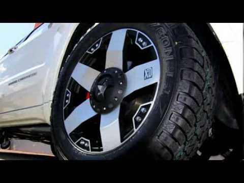 Jeep Grand Cherokee custom rims 20 inch KMC Rockstar XD wheels