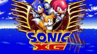 Sonic XG Music - Final Fall