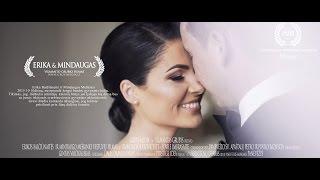 Erika ir Mindaugas   anonsas  Gruvi Media vestuvių filmavimas 2015