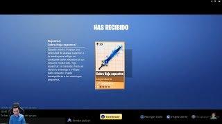 Guía Nueva Espada TOP la más rápida HOJA ESPECTRAL nivel 130 Salvar el Mundo Fortnite