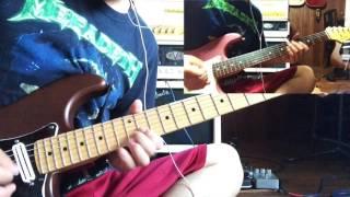 再うpです…。すごくいい曲なのでギターで弾いてみました。 原キー版こち...