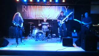 How Blue Can You Get by Sister Blue Band @ River City Blues Club Harrisburg 2014