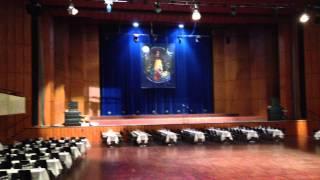 Soundcheck 13.04.2013 Rosengarten Mannheim Lamadéball KR-Event