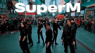 [KPOP IN PUBLIC NYC] SUPER M (슈퍼엠) - 'JOPPING' Dance Cover by CLEAR