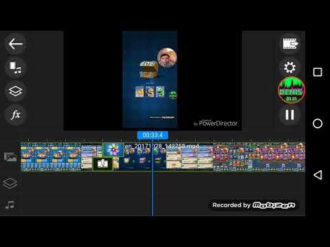 Cum să-ți pui efecte pe video