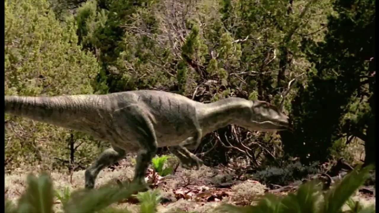walking with dinosaurs 2001 the ballad of big al