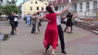Вальс ПОД НЕБОМ ПАРИЖА! #dance