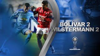 Bolívar vs. Wilstermann [2-2] | RESUMEN | Fecha 4 | CONMEBOL Sudamericana 2021