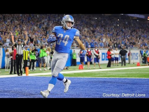 MVFC First & Goal podcast with Detroit Lions RB Zach Zenner