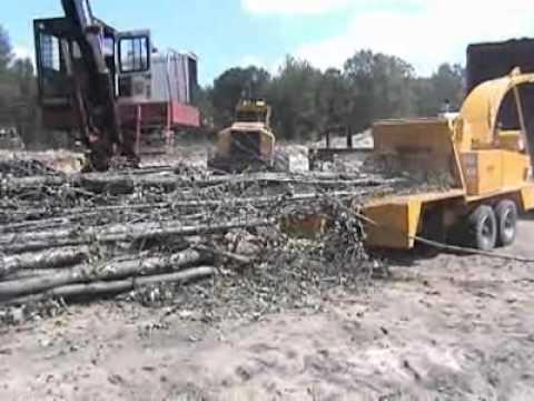 Дробилка древесных отходов DYNAMIC CH 535