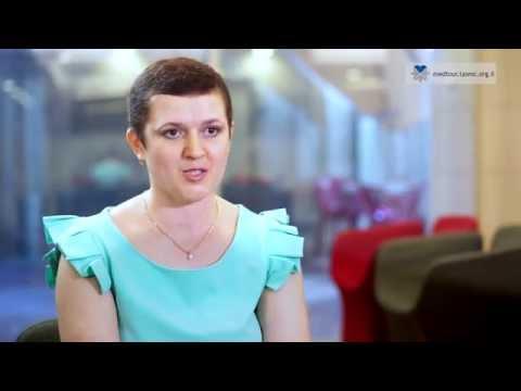 Наталья Знаменок - отзыв о лечении рака груди в больнице Ихилов