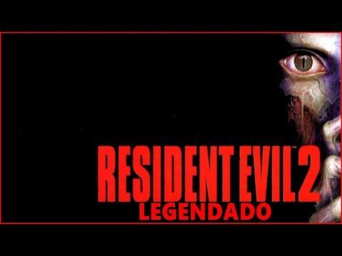 RESIDENT EVIL 2 VOLTAMOS HÁ 1998RELEMBRAR É VIVERLEGENDADO PC