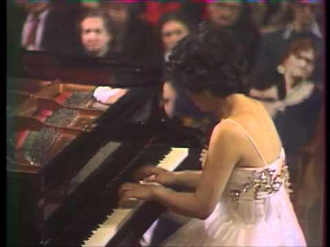 Rachmaninoff Piano Concerto No.3 3rd.Mov. Hiroko Nakamura