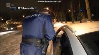 Poliisi tv: Poliisin matkassa - Hyvinkää 14.2.2013