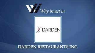 Darden Restaurants Inc - Why Invest in