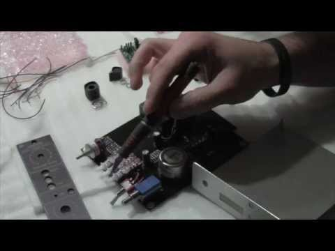 CAPI VP312 Pre Amp Complete Detailed Build Tutorial