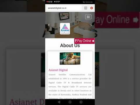 How To Select Customer Required Channels In Asianet Digital Cable- Part2