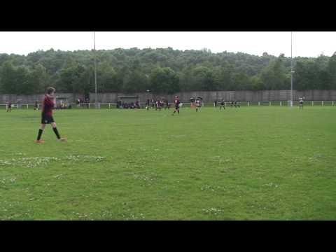 swallwell v Newcastle city juniors - first half