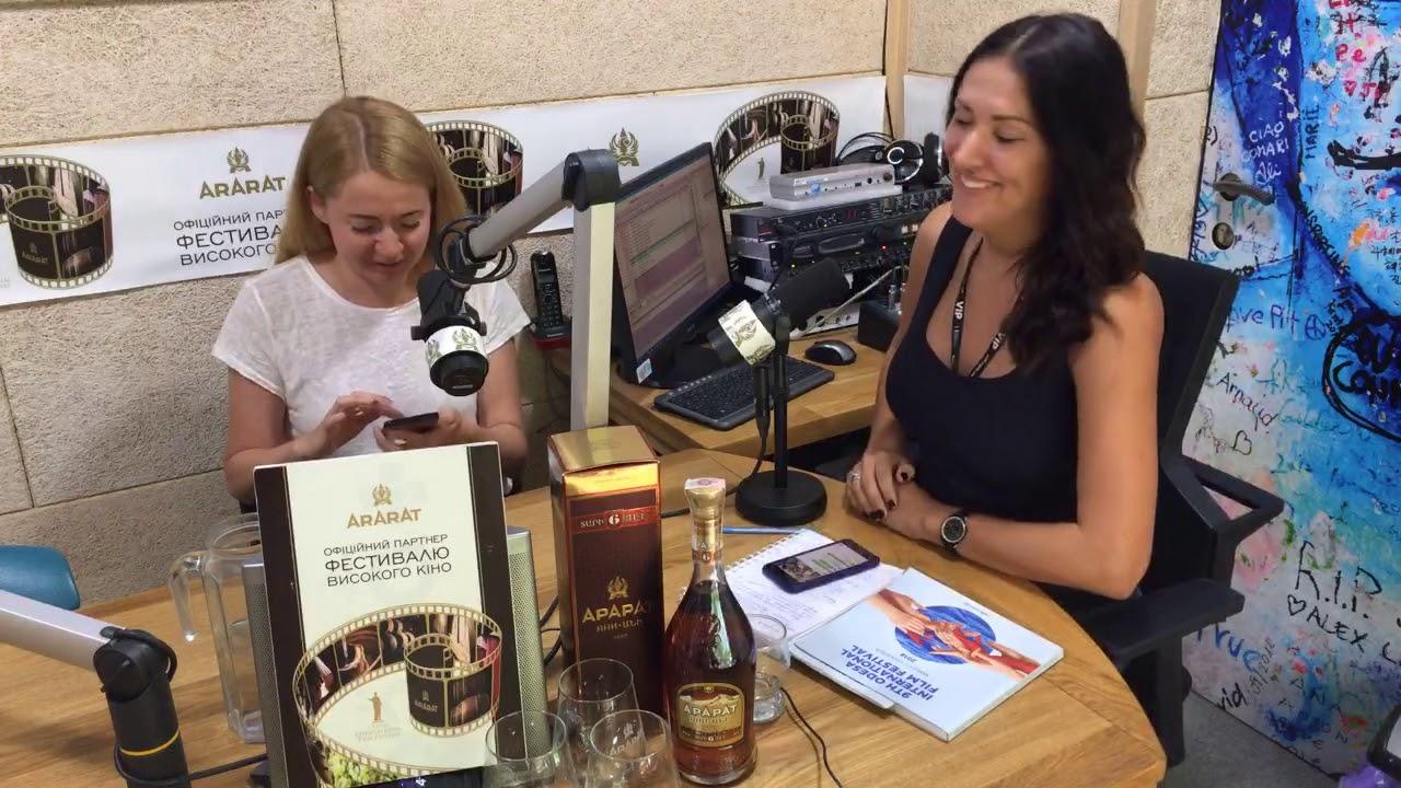 Автор блога Рагу.лі Татьяна Микитенко на RADIO MORE.FM