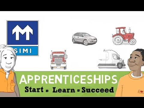 Apprenticeships in the Irish Motor Industry