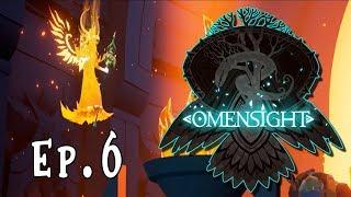 PAJARO DE FUEGO | Omensight PC Gameplay Español | EP 6