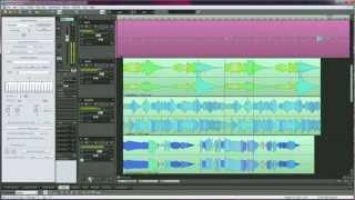 Samplitude Pro X: Audio Quantize
