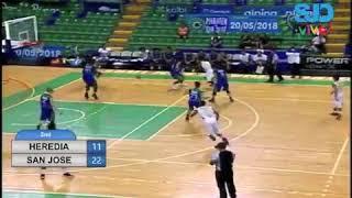 Fabian Segura JDN17 BASKETBALL