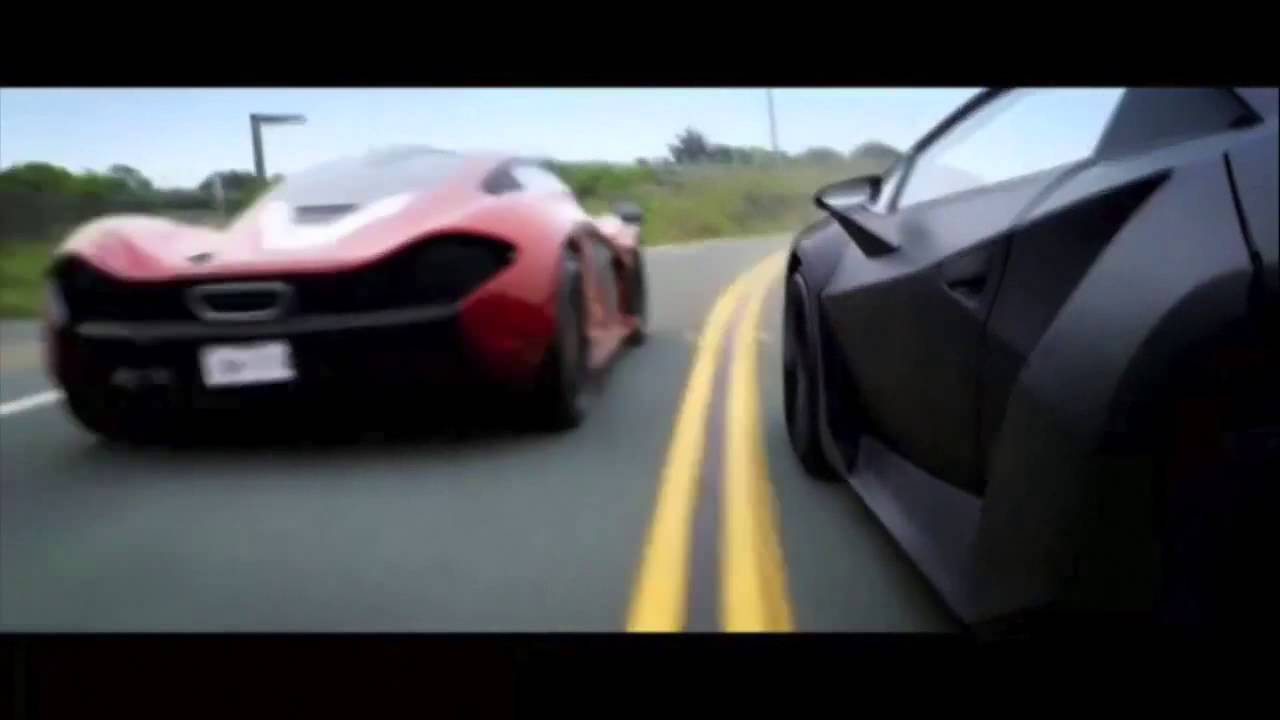 Need For Speed Movie Feat Lamborghini Sesto Elemento Youtube