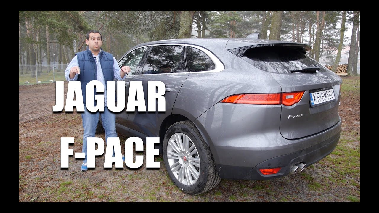 jaguar f pace eng first test drive and review youtube. Black Bedroom Furniture Sets. Home Design Ideas