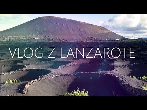 Wakacje 2016| Wyjazd na Lanzarote, wulkanicza wyspa czyli jak na księżycu?!
