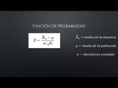 Probabilidad y estadística  T- Student