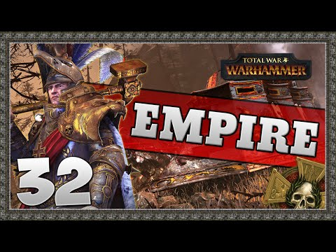 AGE OF PEACE! Total War: Warhammer - Empire Campaign #32