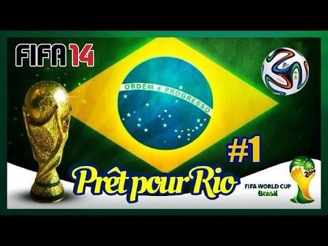 FUT 14 | PRÊT POUR RIO #1 | NEYMAR LE SAUVEUR !