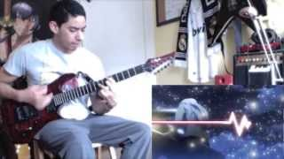 My Soul Your Beats! - Angel Beats!  Guitar cover