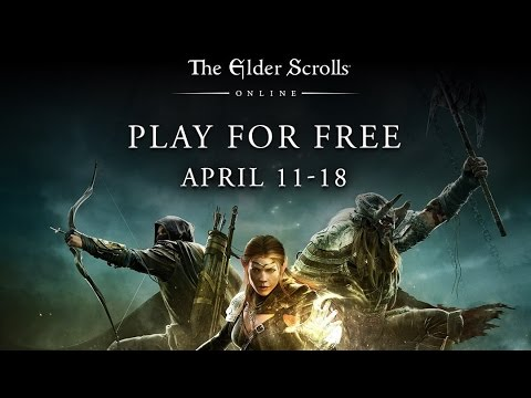 how to play eso for free