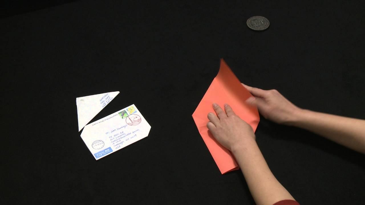 Letterlocking Hexagon format Japan YouTube