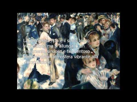 Ballo al Moulin de la Galette - Pierre-Auguste Renoir
