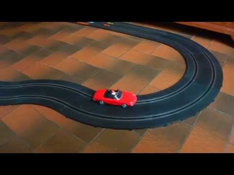 slot car 1/32 circuit routier scratch N°1 SCALEXTRIC JOUEF CARRERA SCX POLISTIL Apha Roméo