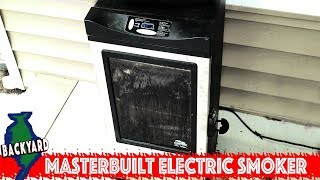 """Masterbuilt 30"""" Electric Smoker Review - The Hard Truth"""