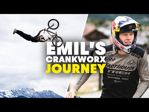 Emil Johansson Conquering Crankworx Innsbruck! | MTB Slopestyle