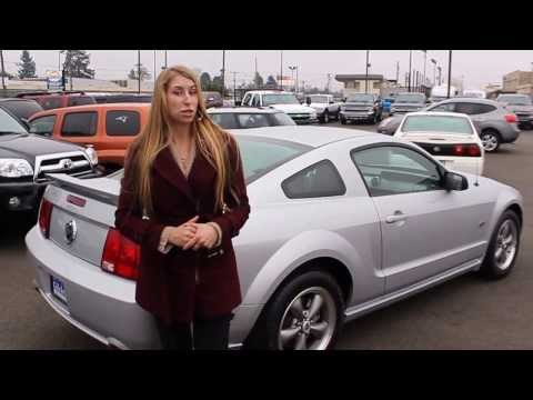 Virtual Walk Around Video Of A 2005 Ford Mustang GT At Gilchrist Chevrolet Buick GMC C4193a