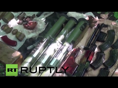 Russia: IS-linked terror cell with massive armoury shut down in Ingushetia