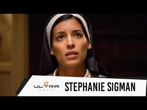 Stephanie Sigman nos habla de su papel en Annabelle : Creation