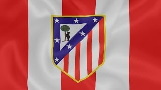 Himno del Atletico Madrid - Hymne de l'Atletico Madrid (traduction en français)