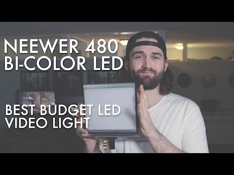best-budget-led-panel-|-neewer-480-bi-color-led-panel---full-review