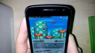 Nintendo DS Emulator (DraStic) on Android Phone