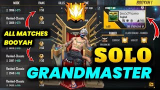 HOW TO GET BΟOYAH IN ALL MATCHES ? | SOLO GRANDMASTER TIPS AND TRICKS | DON'T DO THIS MISTAKES |
