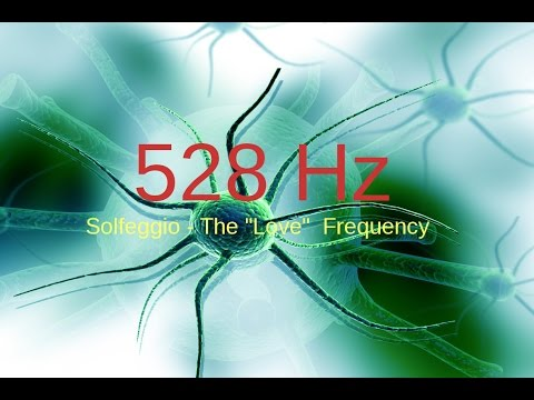 Ancient Miracle Music: Solfeggio 528 Hz, Said to assist with DNA Repair, Healing tones of love