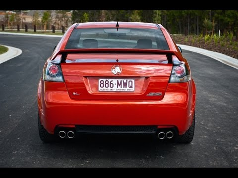 Holden Commodore VE SS Custom Exhaust Sound Clips - Rev and Drive (Full  Clip)